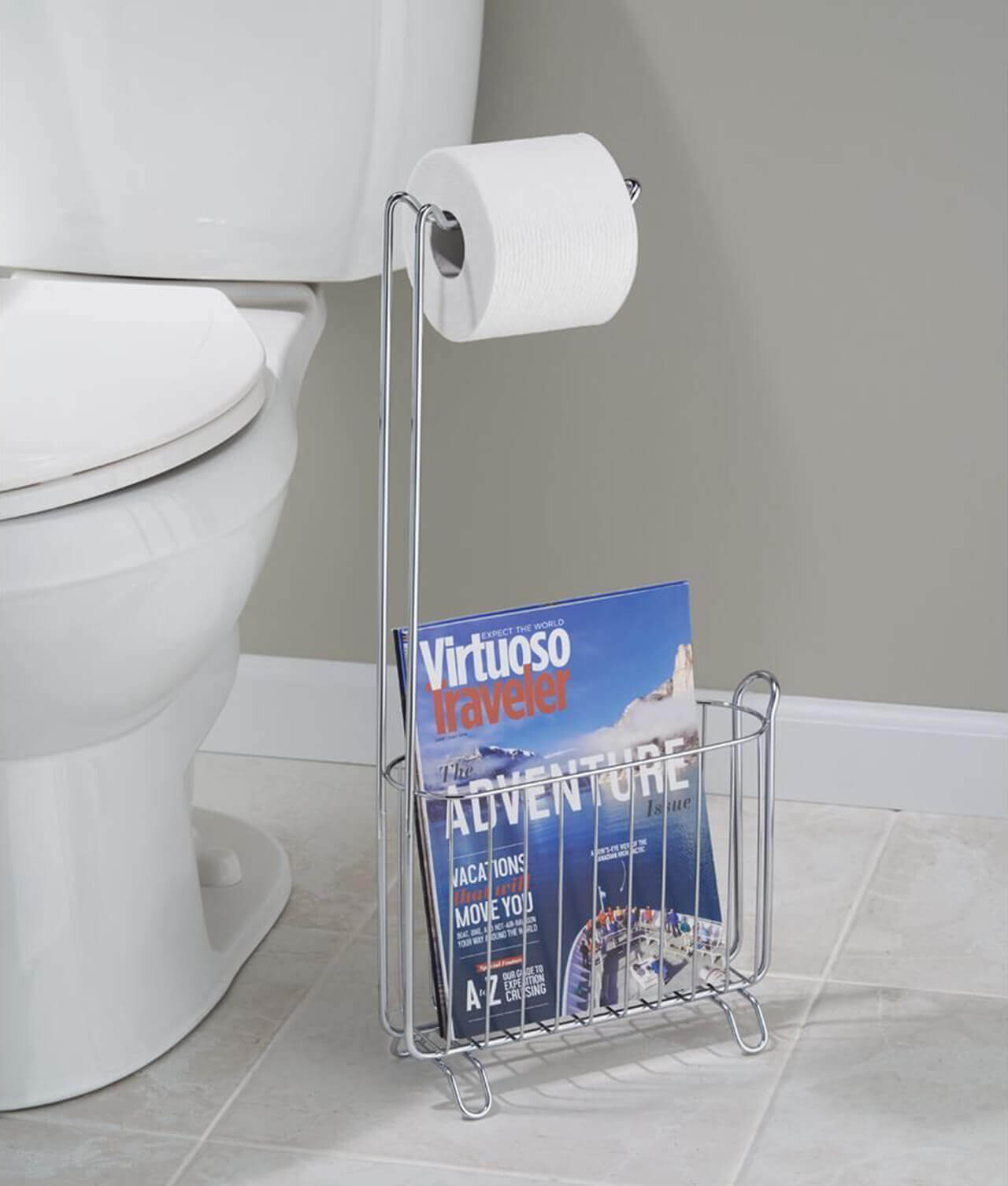 a-bathroom-magazine-rack-that-sits-on-the-floor