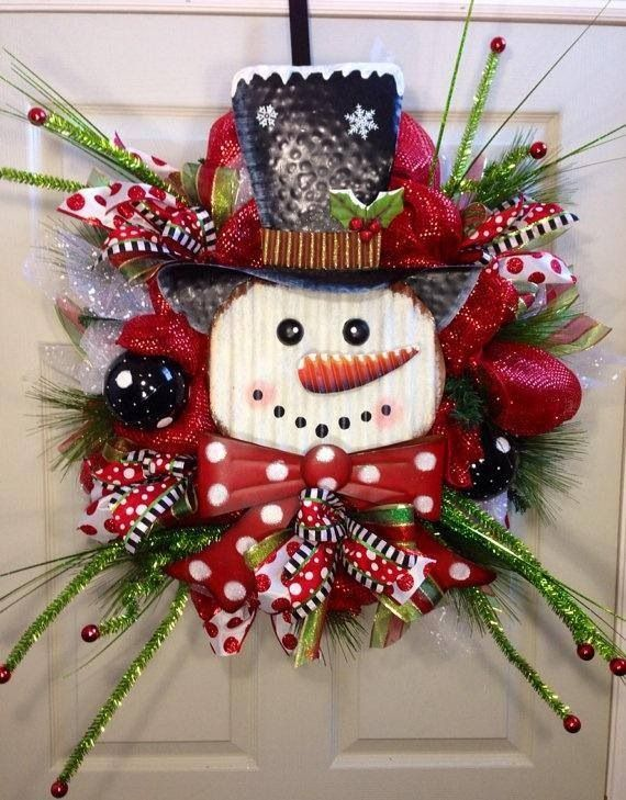 The Most Impressive Christmas Door Design Ideas | dfewa.eu